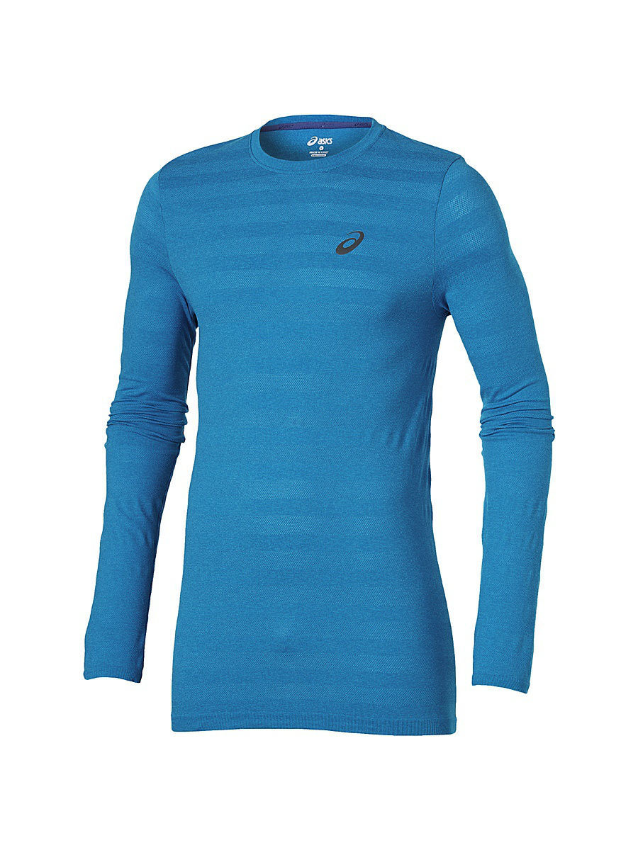 Лонгслив ASICS Лонгслив SEAMLESS LS TEE лонгслив tf base ls conavy