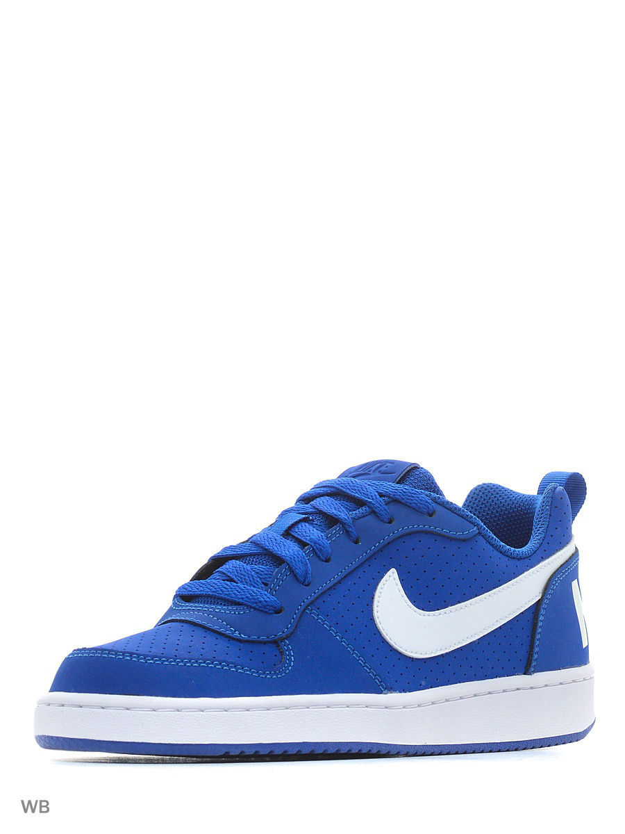 Кеды NIKE COURT BOROUGH LOW (GS) 839985-401