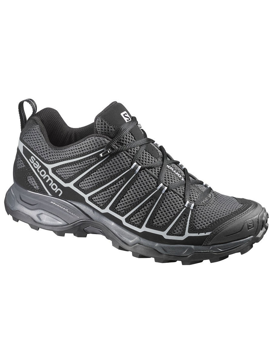 Кроссовки SALOMON Кроссовки SHOES X ULTRA PRIME ASPHALT/BLACK/ALU кроссовки salomon кроссовки shoes xa lite bk quiet shad imperial b