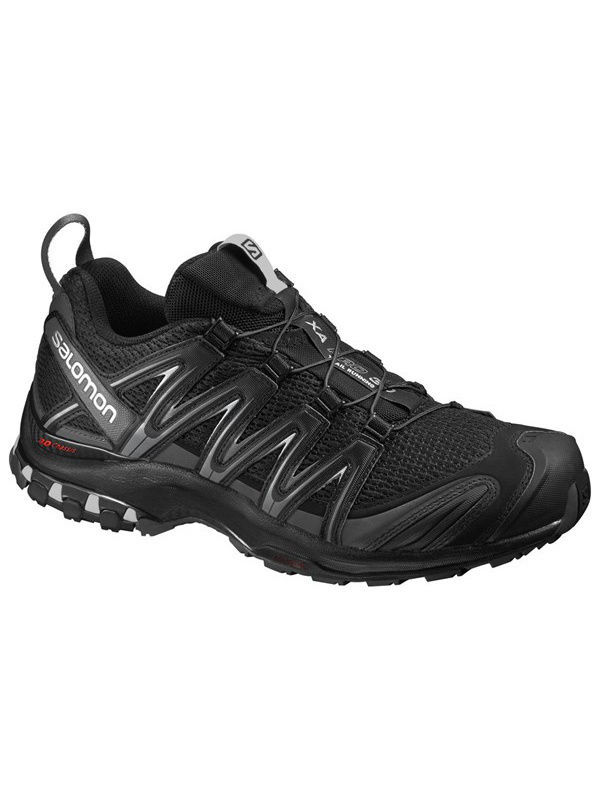 Кроссовки SALOMON Кроссовки SHOES XA PRO 3D BLACK/Magnet/Quiet Shade кроссовки salomon кроссовки shoes xa lite bk quiet shad imperial b