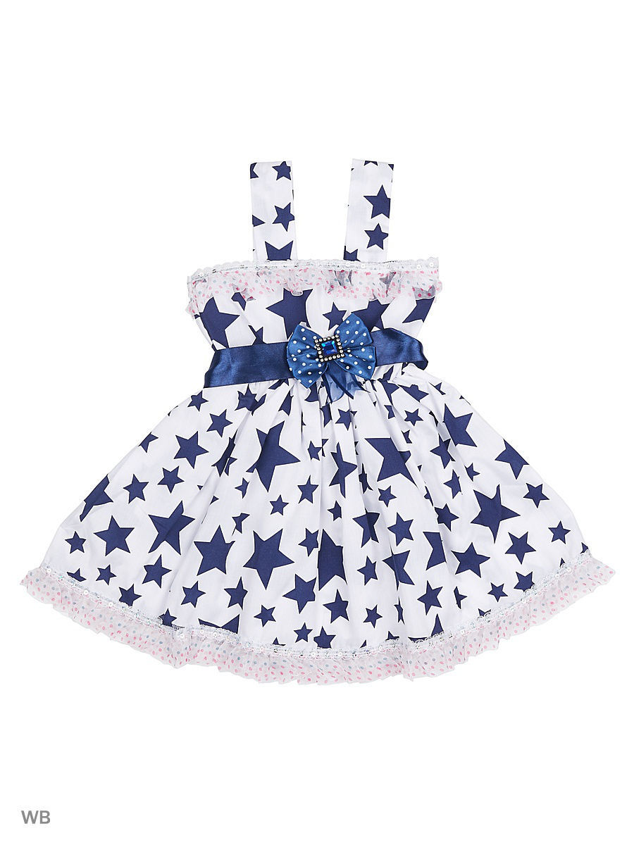 Платье Babycollection 12CR-440/13/d/синий
