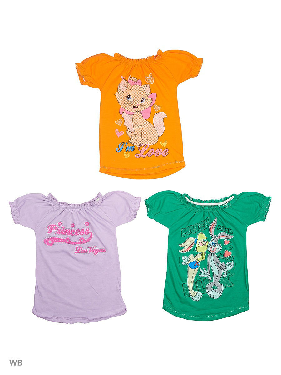 Футболка Babycollection Футболка, 2 шт. футболка babycollection футболка