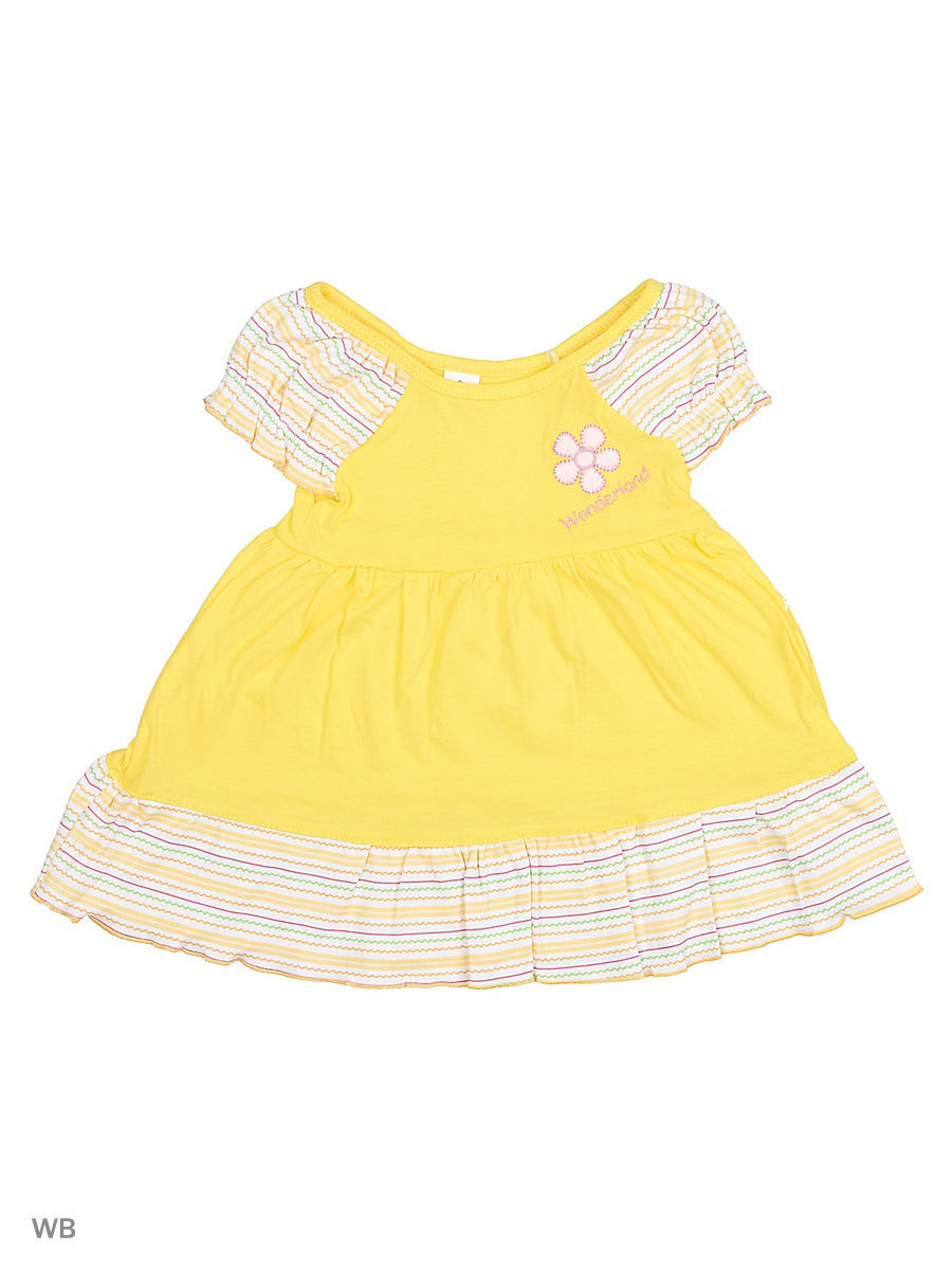 Платье Babycollection 20Baby-98/06/d/желтый