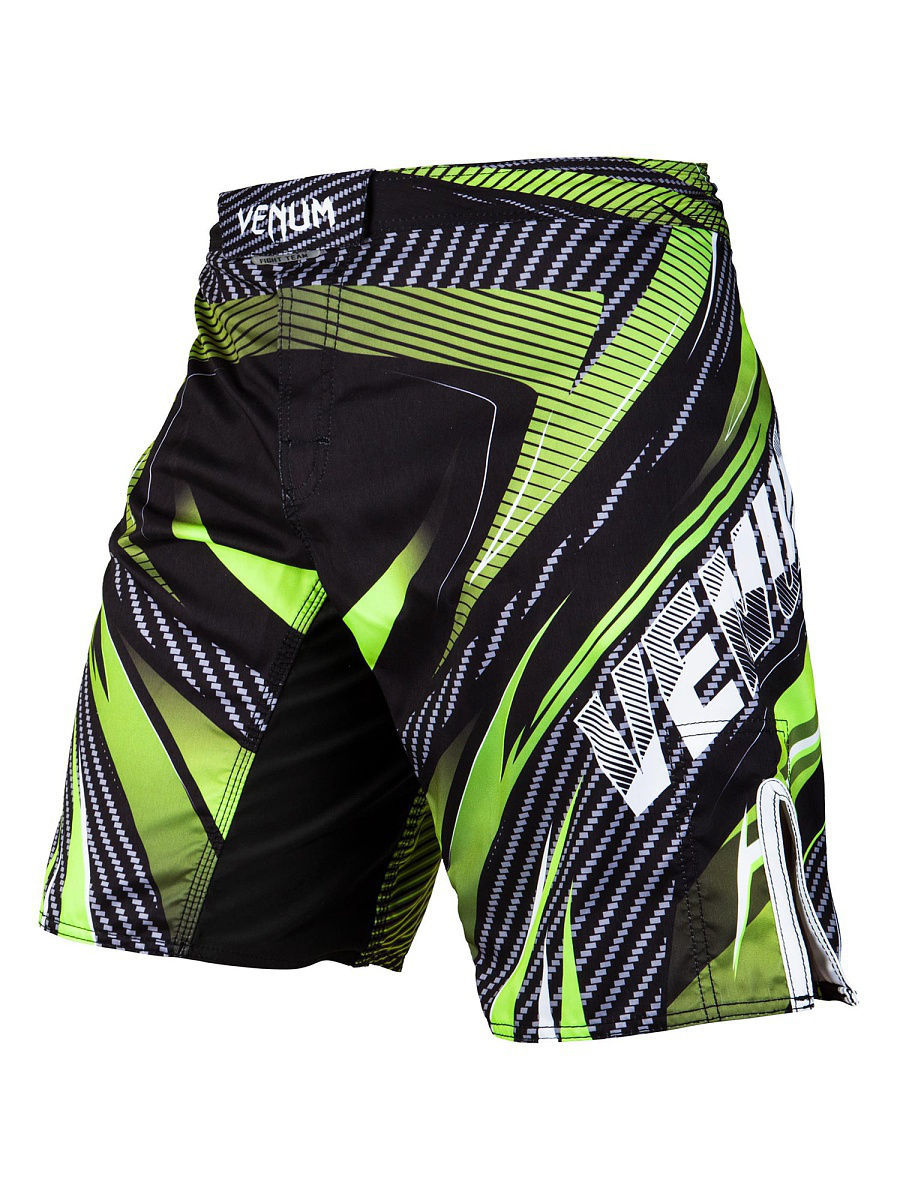 Шорты Venum Шорты ММА Galactic 2.0 Carbon Fightshorts - Black цены онлайн