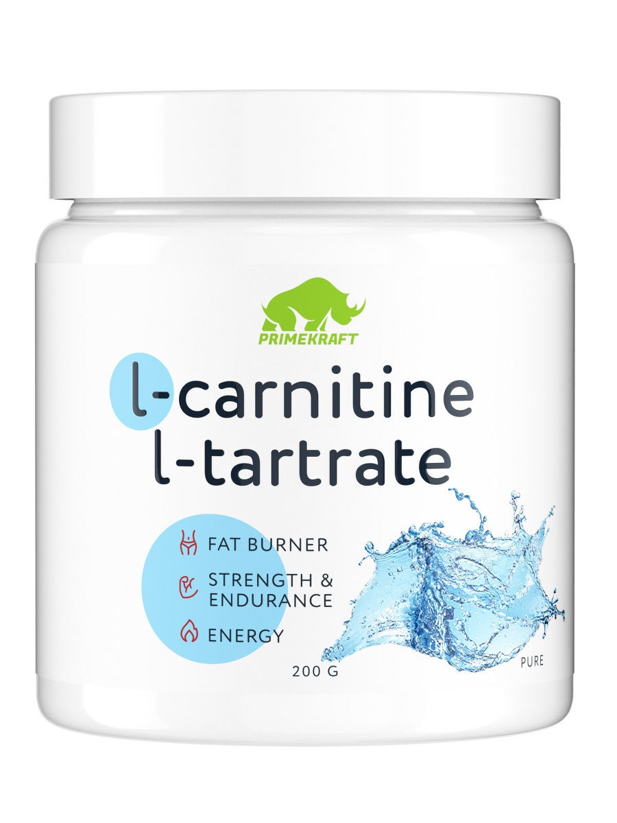 Аминокислоты Prime Kraft Prime Kraft L - Carnitine L-tartrate