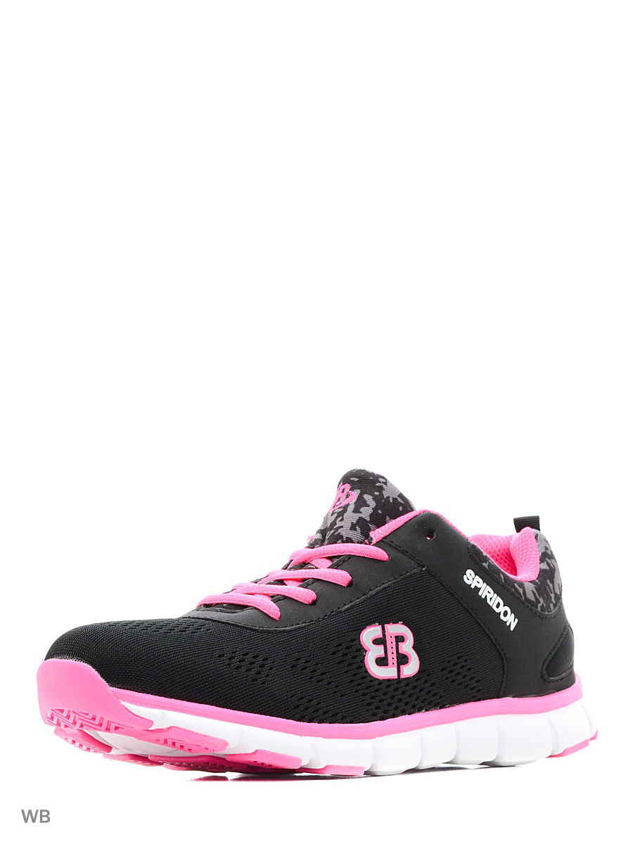 Кроссовки EB Kids 591234/black/pink