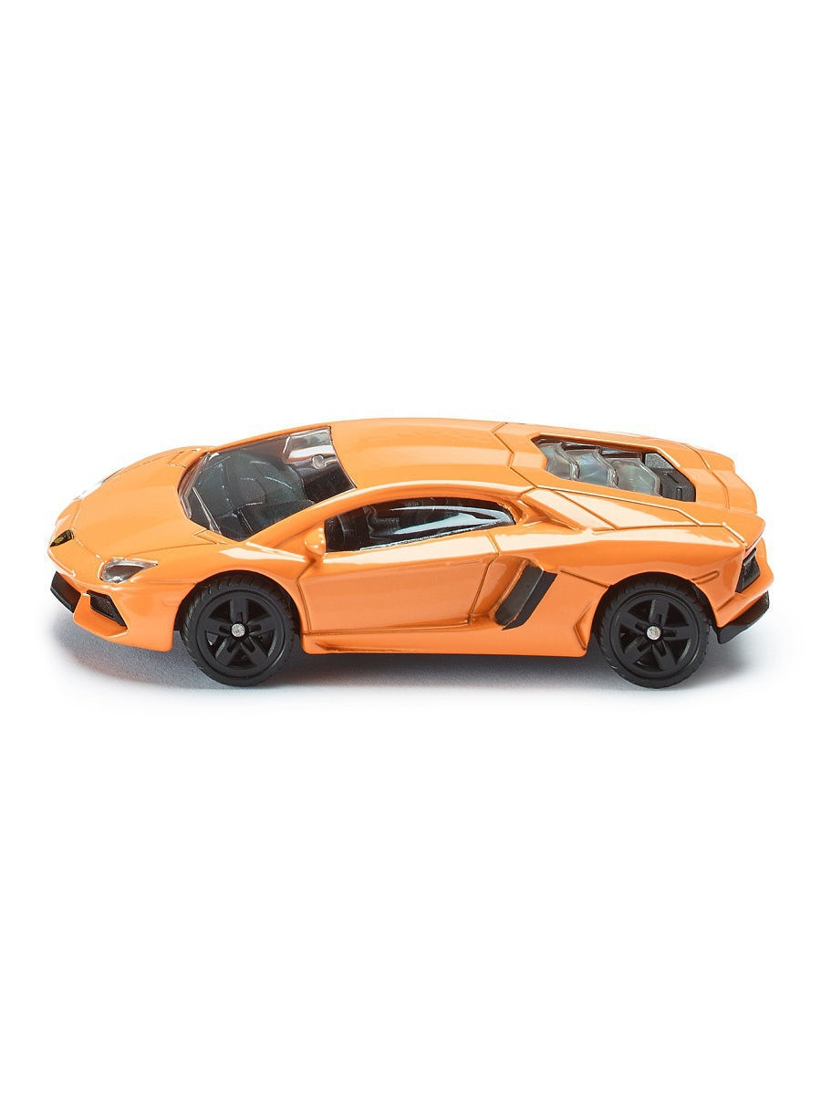 Машинки SIKU Машина Lamborghini Aventador LP700-4 welly модель автомобиля lamborghini aventador lp700 4 цвет оранжевый