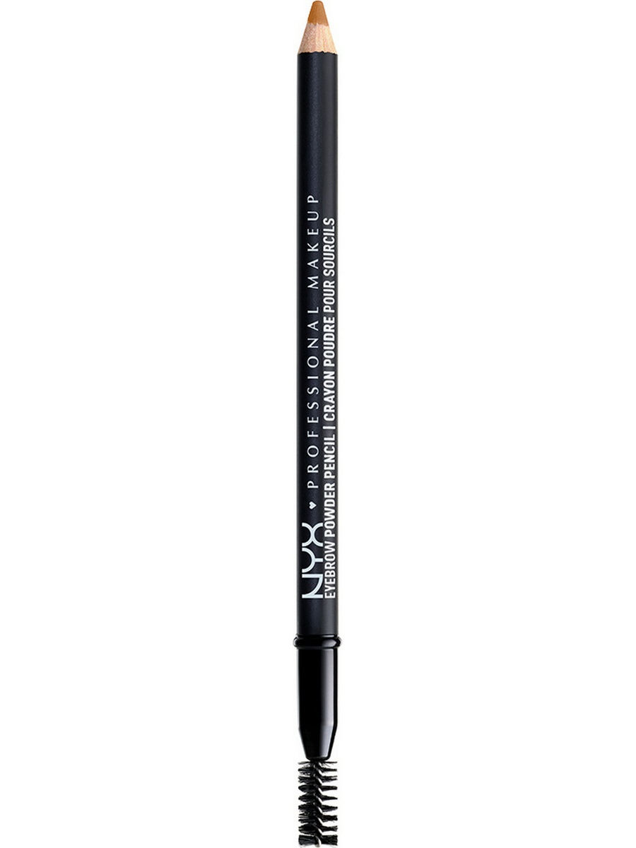 Косметические карандаши NYX PROFESSIONAL MAKEUP Карандаш для бровей. EYEBROW POWDER PENCIL - CARAMEL 04 карандаш для бровей professional eyebrow pencil rimmel