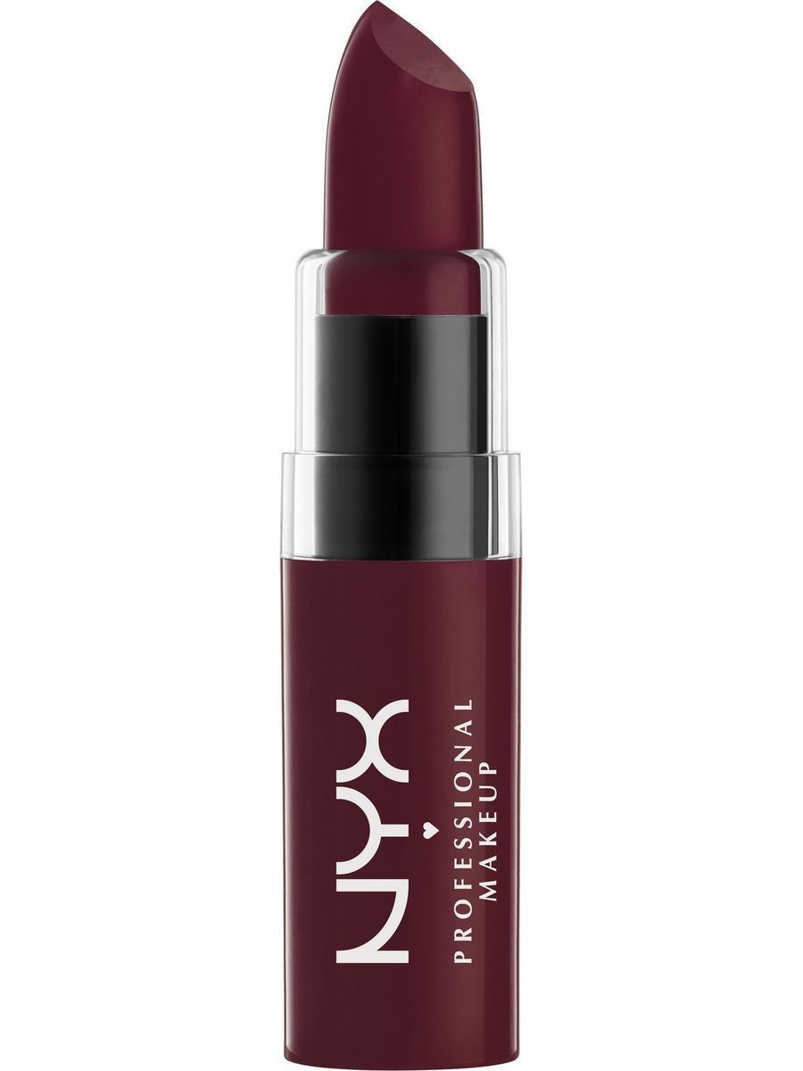 Помады NYX PROFESSIONAL MAKEUP Увлажняющая помада. BUTTER LIPSTICK - BLOCK PARTY 32 nyx professional makeup увлажняющая помада butter lipstick daydreaming 25