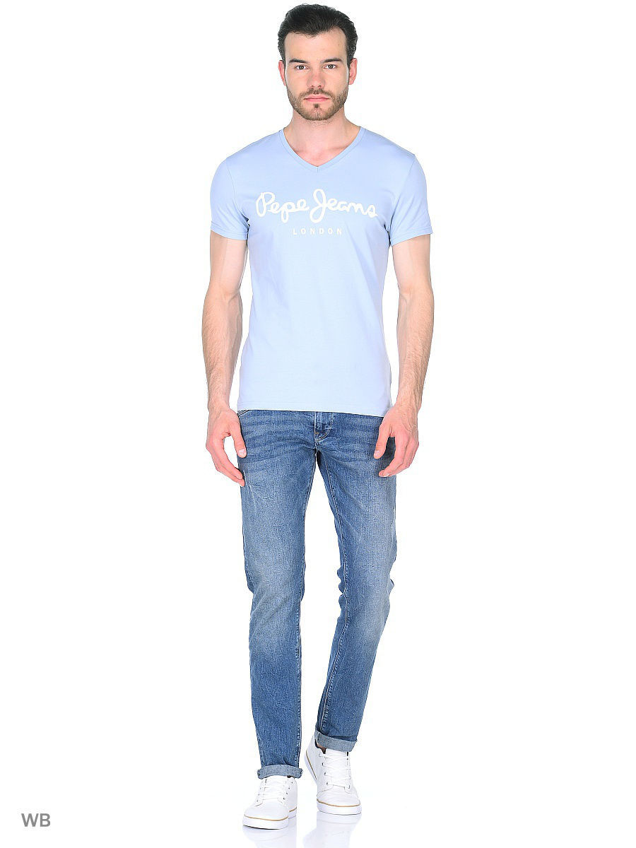 Футболка Pepe Jeans London PM500373/523FADE