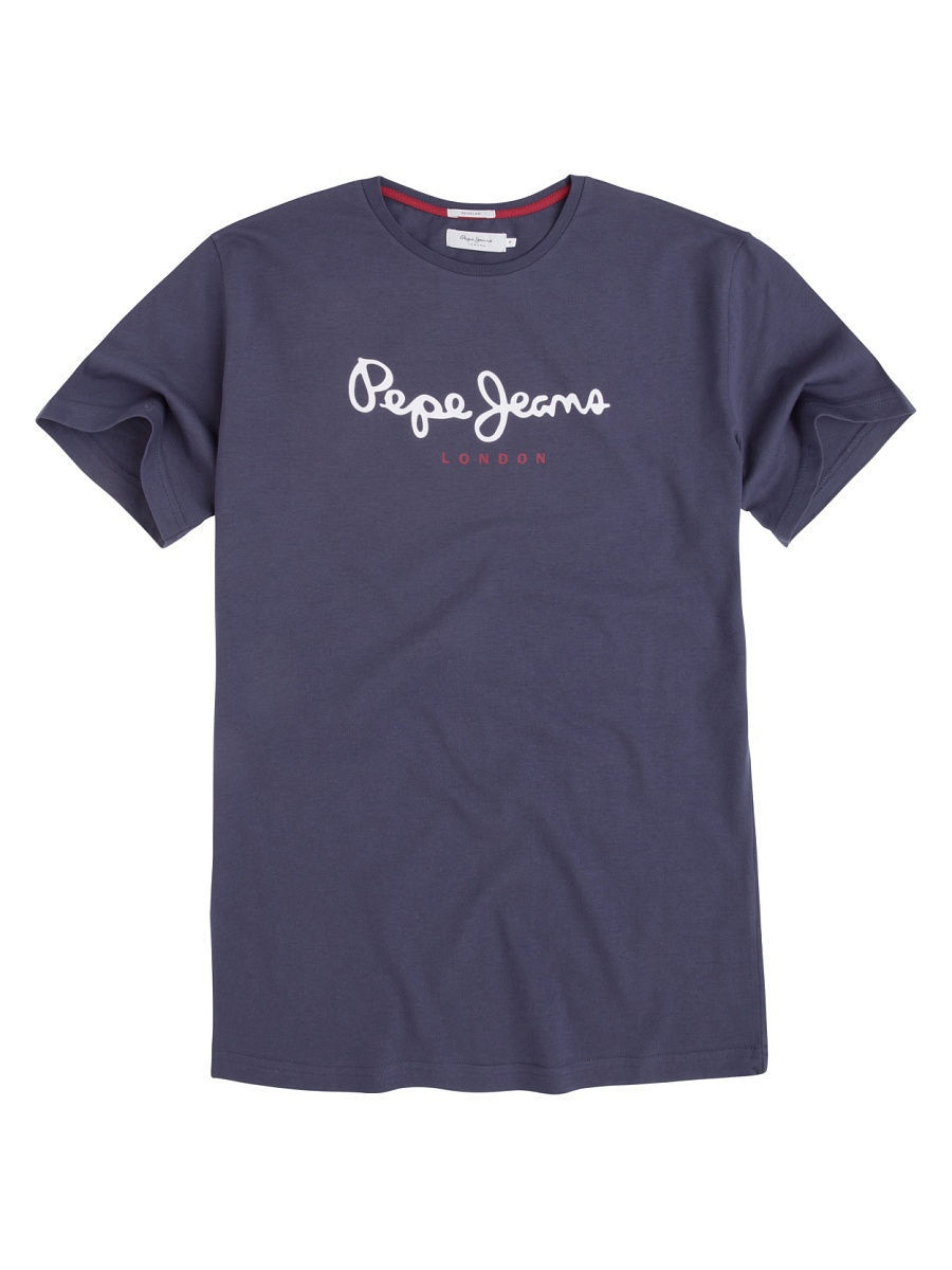 Футболка Pepe Jeans London PM500465/973ODISSEYGREY