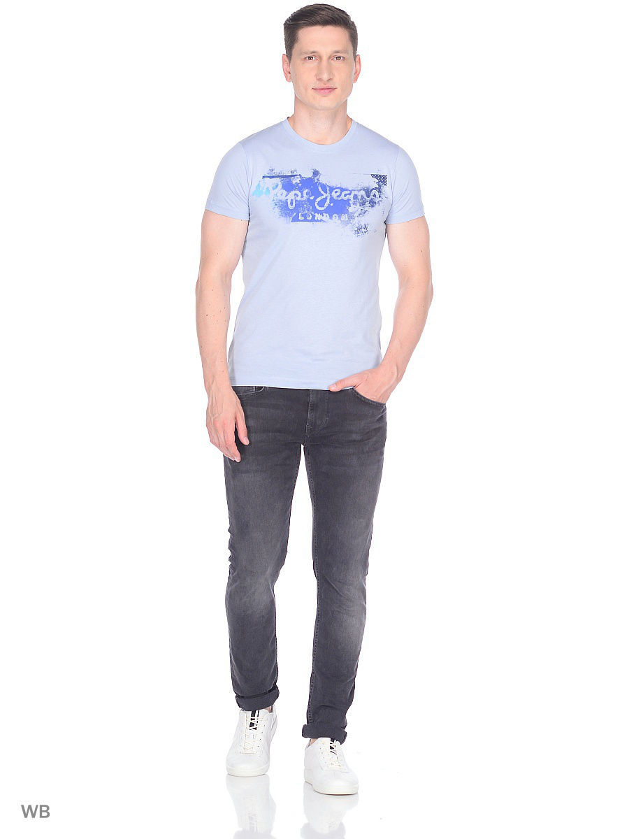 Футболка Pepe Jeans London PM503214/523FADE