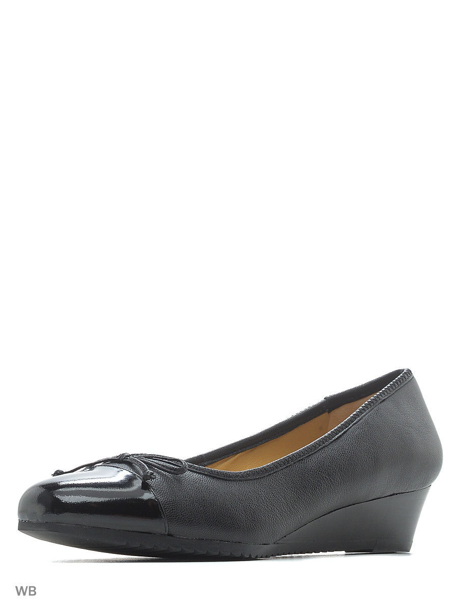 Туфли на каблуке Trotters Lilly-black