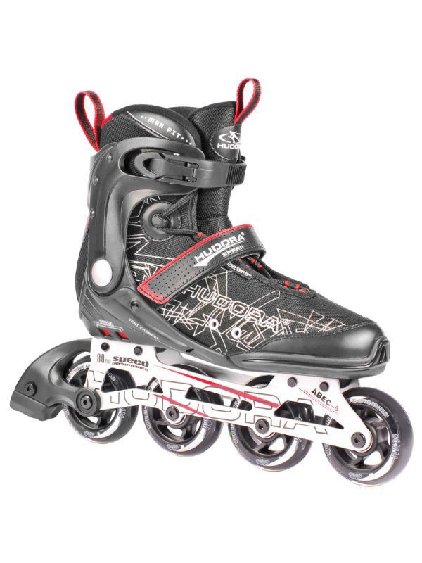 Ролики HUDORA Роликовые коньки Inlineskate RX-23, red ð¼ñ‹ñˆñŒ sven rx 345 wireless red