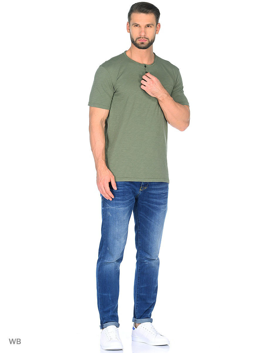 Футболка United Colors of Benetton (Юнайтед Колорс оф Бенеттон) 3972J7058/07N