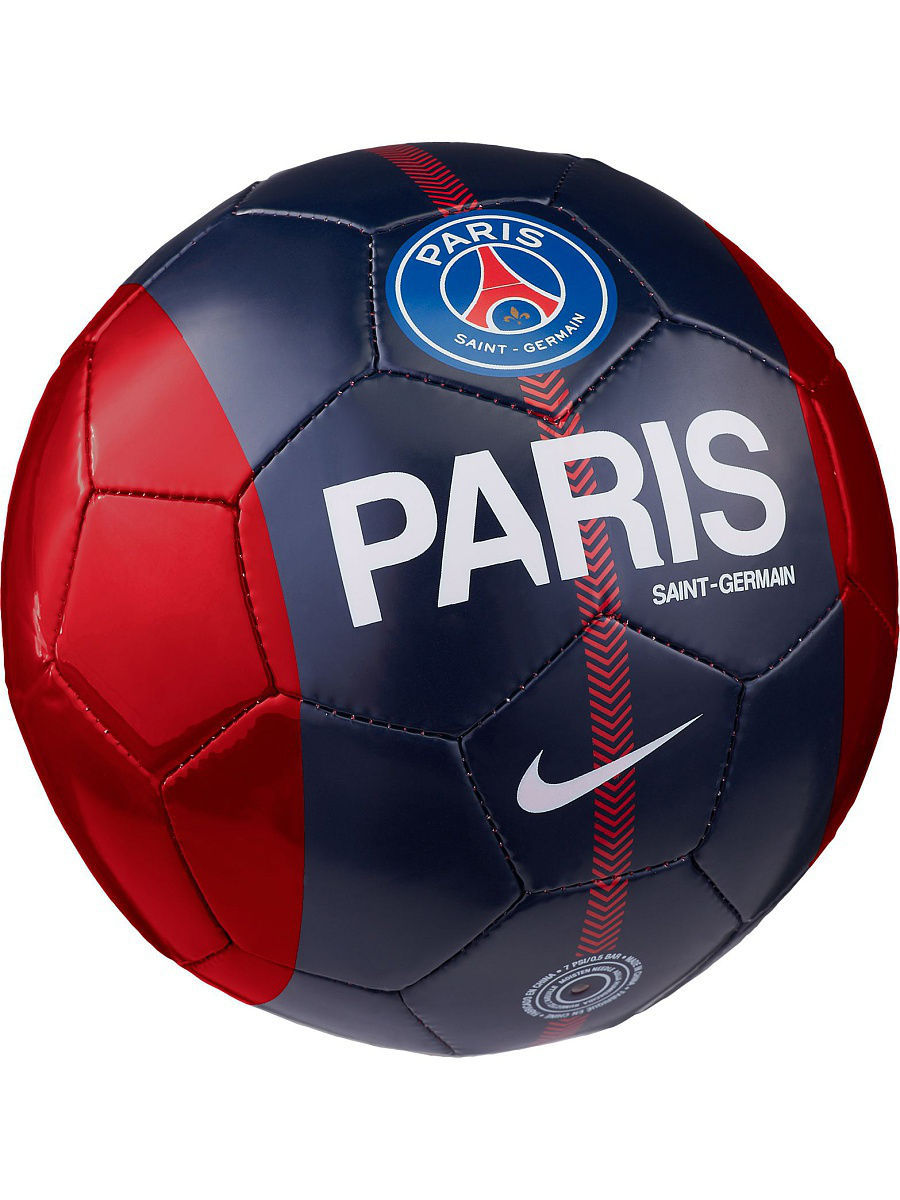 Мячи спортивные Nike Мяч PSG SKLS psg paris saint germain bordeaux