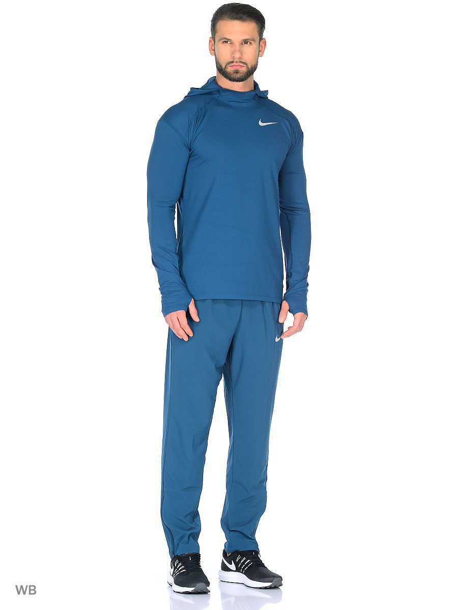 Брюки Nike Брюки M NK FLX RUN PANT WOVEN брюки nike брюки training df stretch woven pant