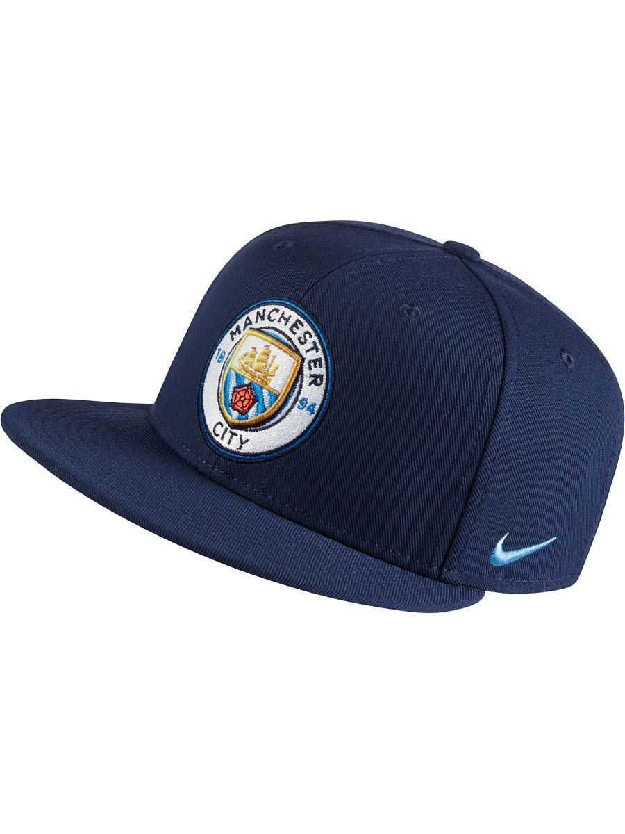Бейсболки Nike Бейсболка MCFC NK TRUE CORE кепка ent u nk true cap core