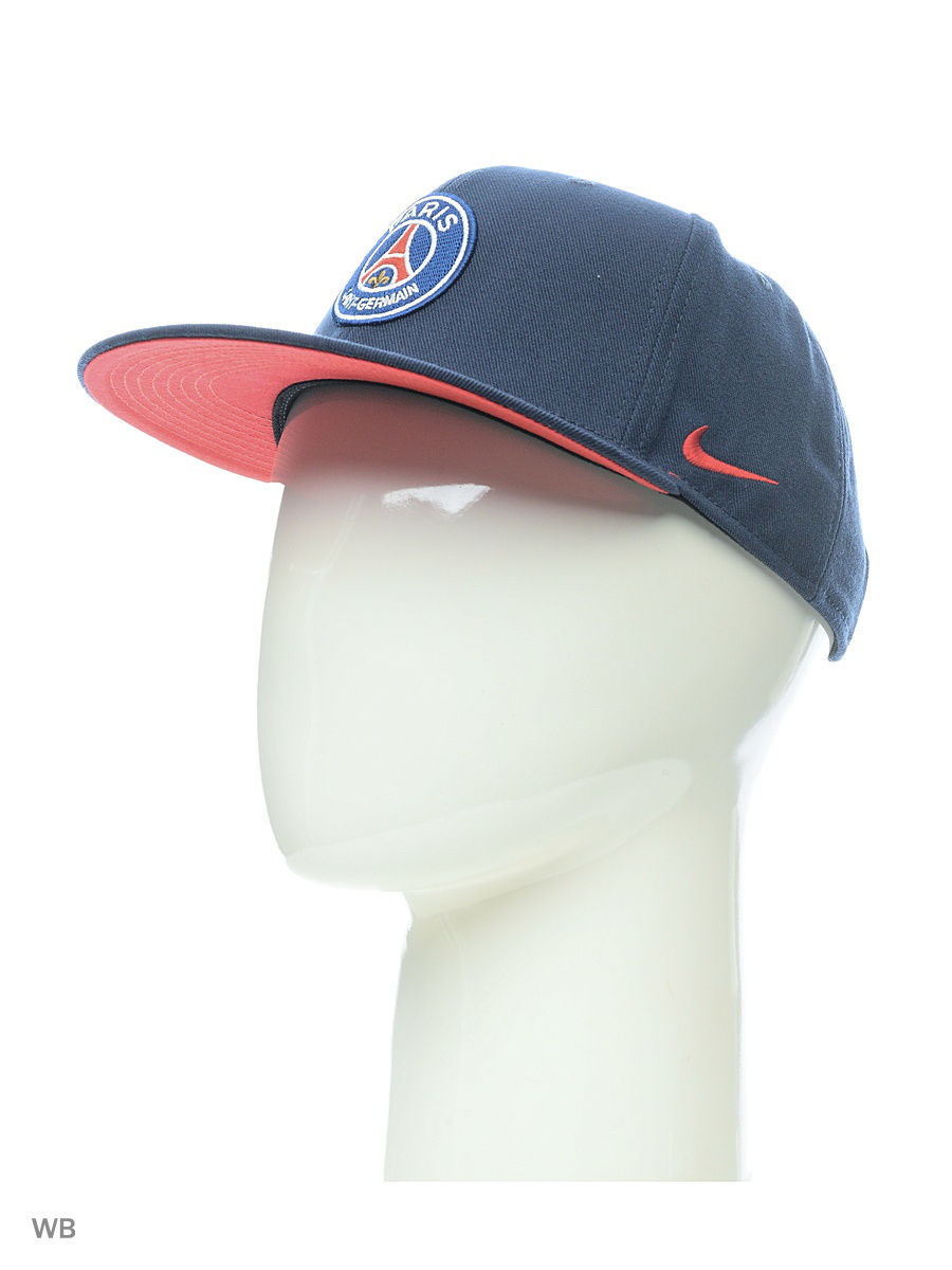Бейсболки Nike Бейсболка PSG NK TRUE CORE кепка ent u nk true cap core