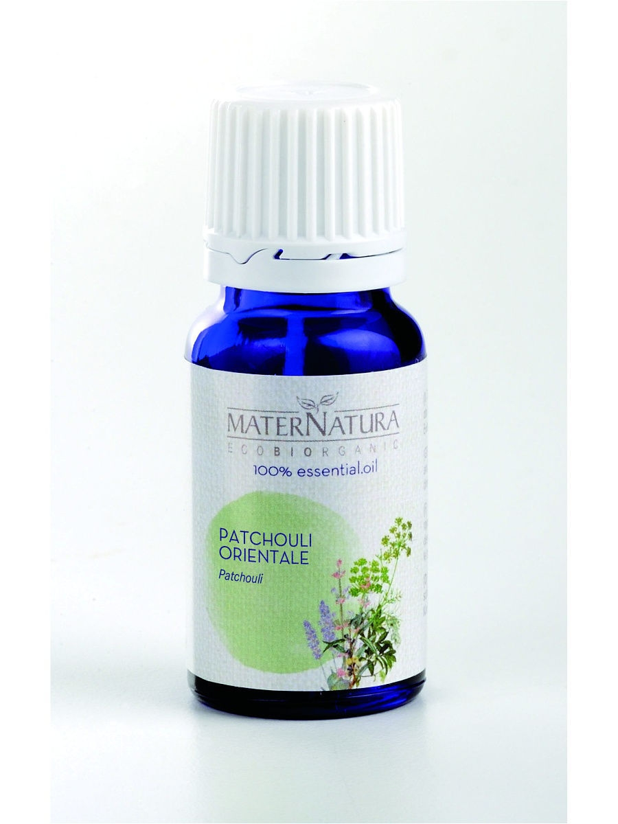 Масла Mater Natura Эфирное Масло Пачули Patchouli Orientale, 10 мл масла mater natura эфирное масло базилик basil tropical 10 мл