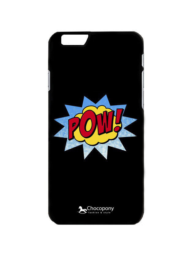 Чехлы для телефонов Chocopony Чехол для iPhone 6/6s Pow Арт. Black6-053 ld7530pl ld7530 sot23 6