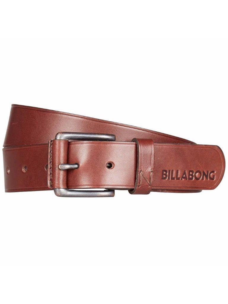 Ремни BILLABONG Ремень CURVA LEATHER BELT (SS17) billabong ремень billabong logistik dark military