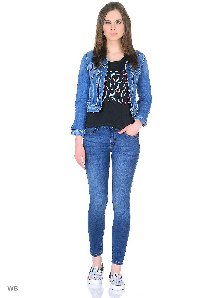 Куртка Pepe Jeans London PL400050D58/000DENIM
