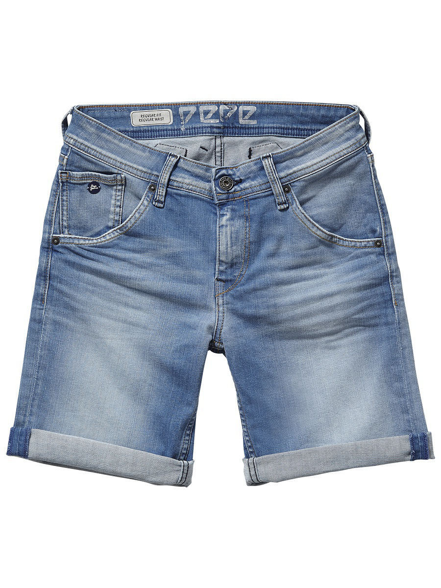 Женские шорты Pepe Jeans London PL800641/000DENIM