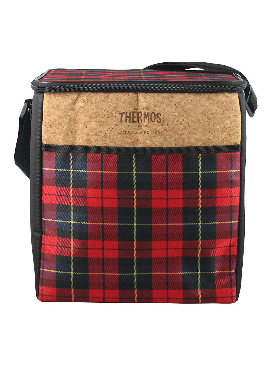 Термосумки Thermos Сумка- термос тм THERMOS Heritage 24 Can Cooler Red