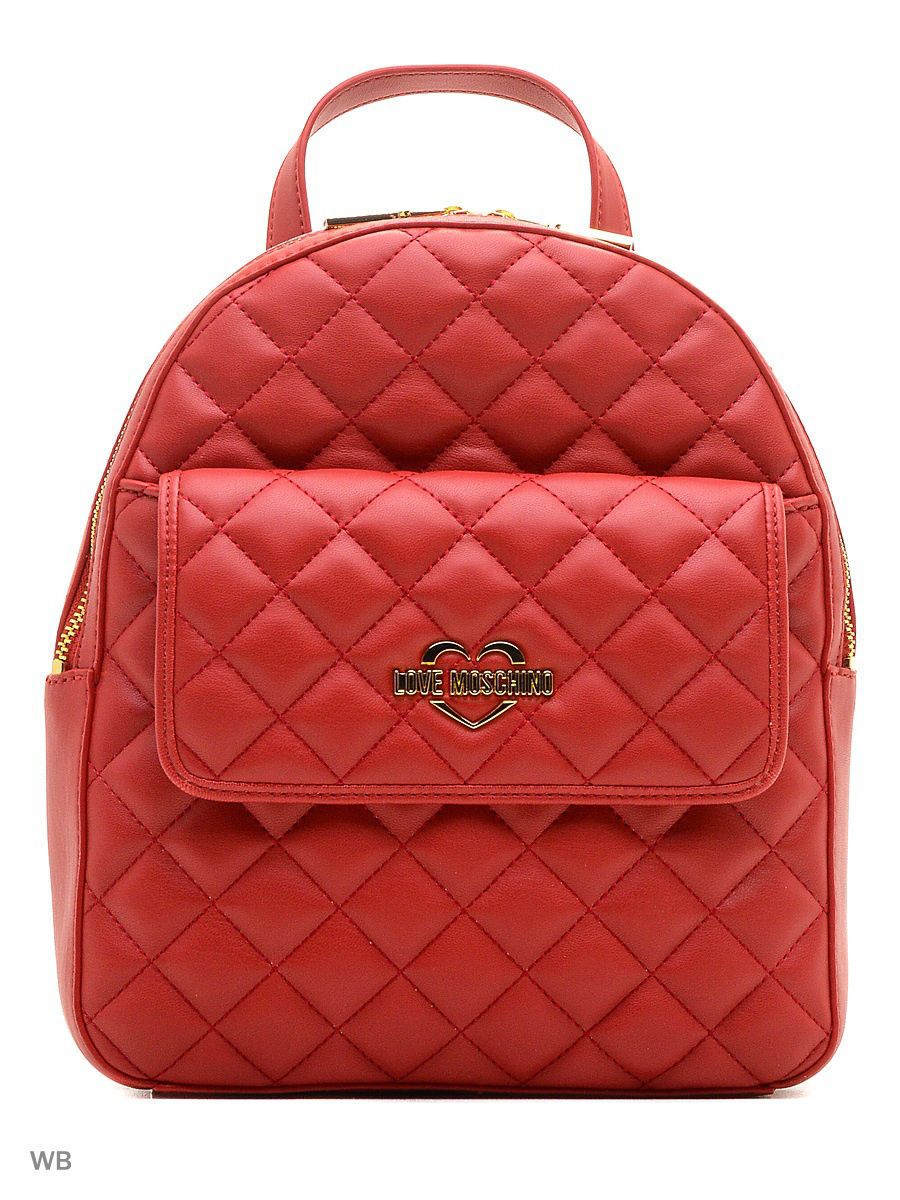 Большая сумка Love Moschino JC4011PP14LA0500/RED