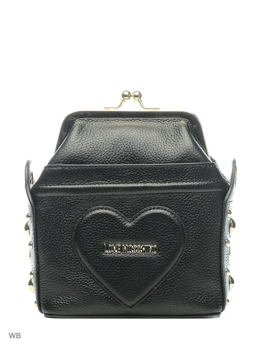 Большая сумка Love Moschino JC4085PP14LL0000/BLACK