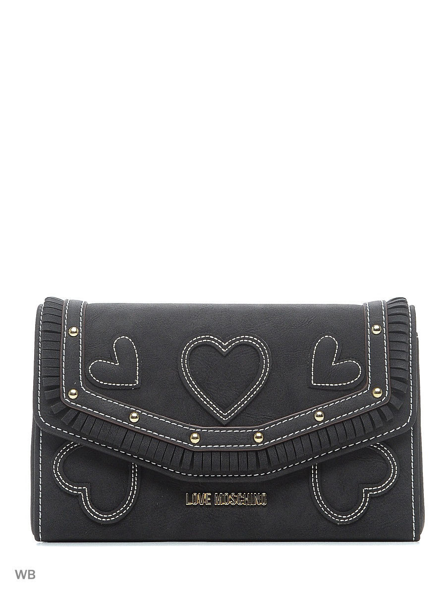 Большая сумка Love Moschino JC4109PP14LP0000/BLACK