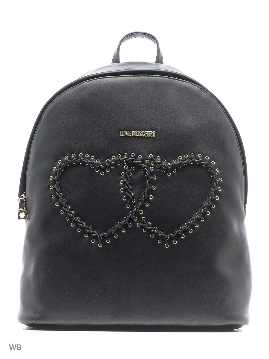 Большая сумка Love Moschino JC4117PP14LR0000/BLACK