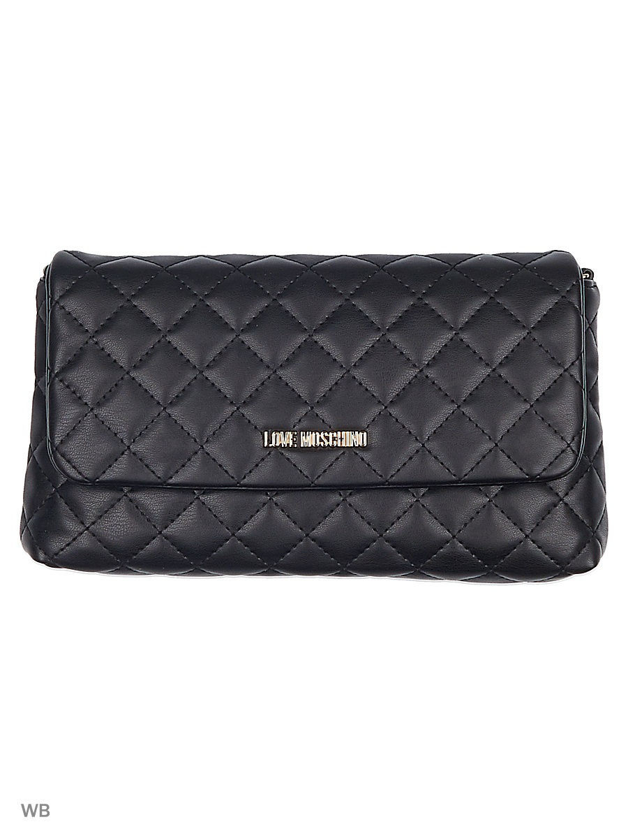 Клатч Love Moschino JC4125PP14LT0000/BLACK
