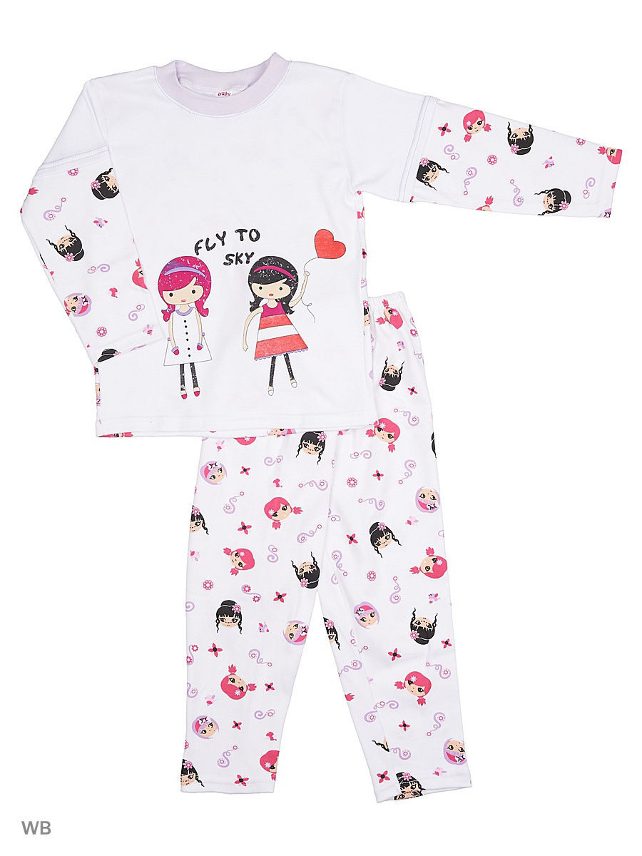 Пижамы Babycollection Костюм для дома