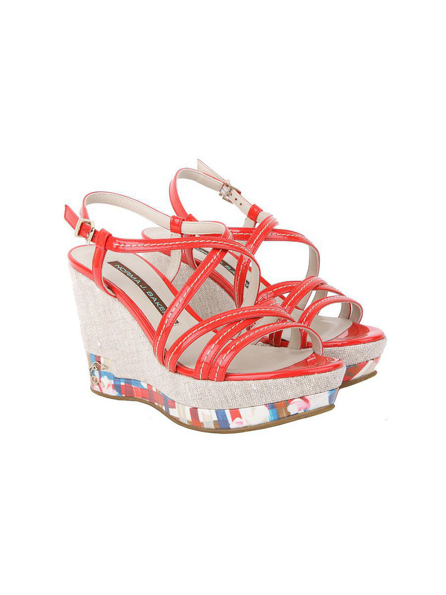 Босоножки NORMA J BAKER Босоножки ted baker london te019ewkjw69 ted baker london