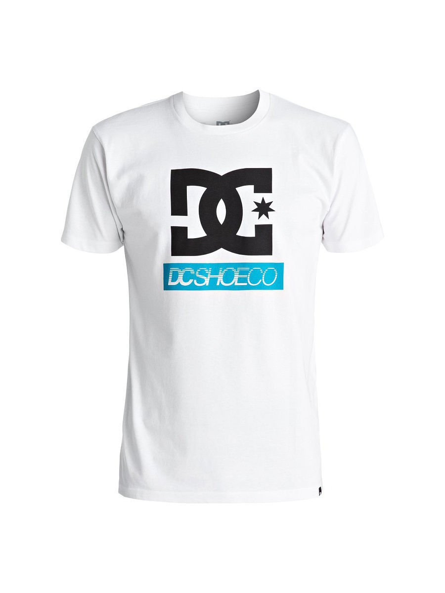 Футболка DC Shoes ADYZT03989-WBB0
