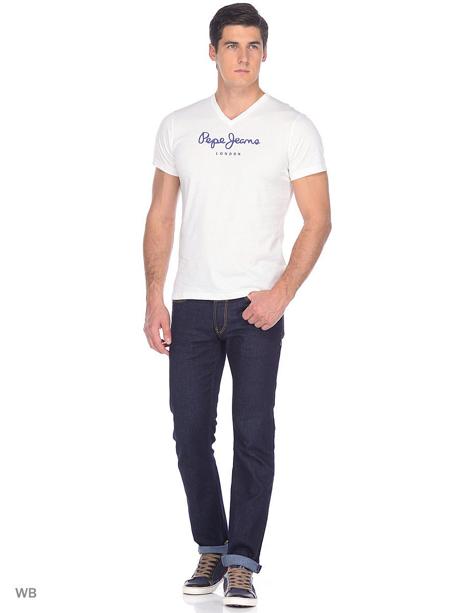 Футболка Pepe Jeans London PM501389/803OFFWHITE