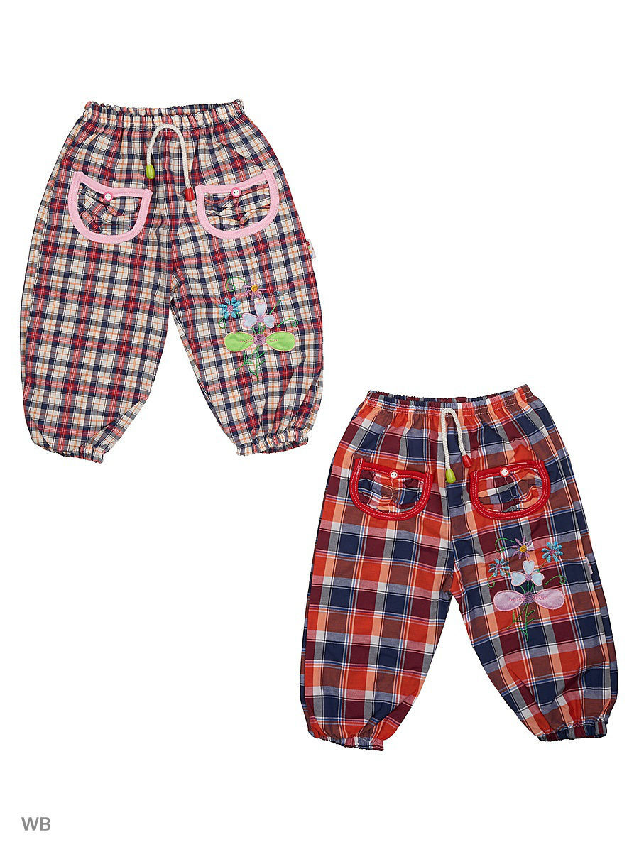 Брюки Babycollection 21Baby183/23/d/серый,синий