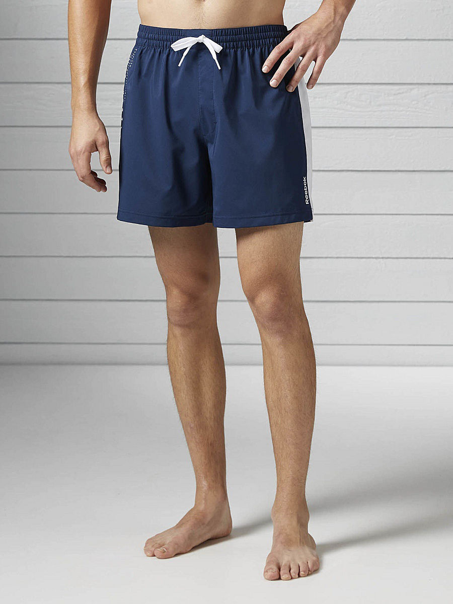 Шорты Reebok Шорты BW VOLLEY SHORT   CONAVY шорты quiksilver шорты original basic volley ea19