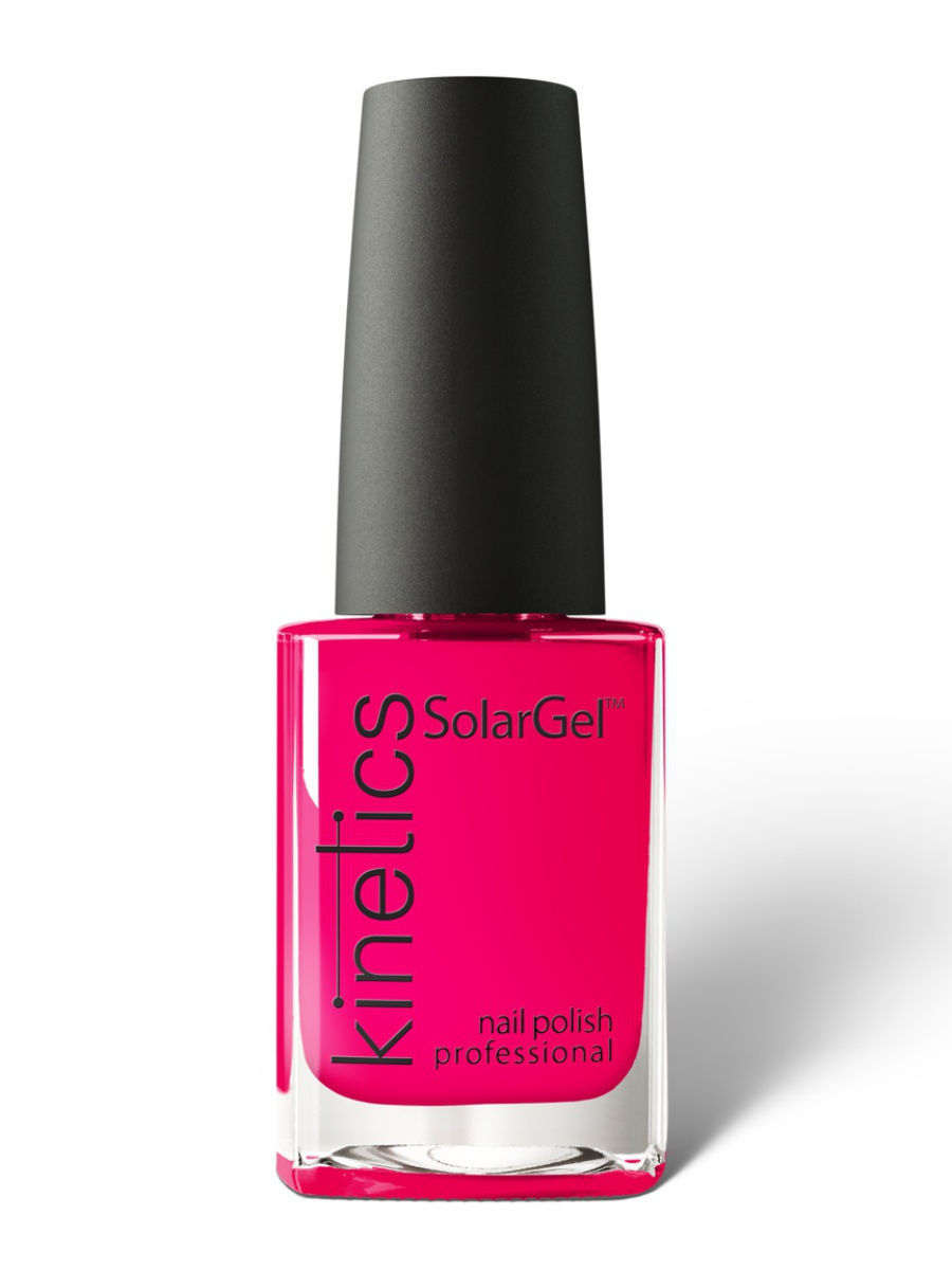 Лаки для ногтей Kinetics Профессиональный лак SolarGel Polish 15 мл, тон № 073 Sweet Smell of Success лаки для ногтей kinetics профессиональный лак solargel polish 15 мл тон 226 paris green