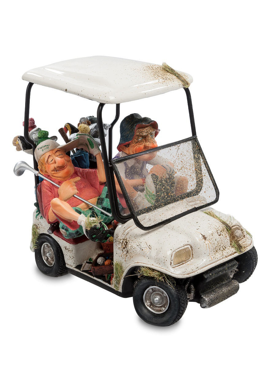 Статуэтки Forchino Статуэтка ''The Buggy Buddies'' fo 85500 статуэтка повар the cook forchino 783858