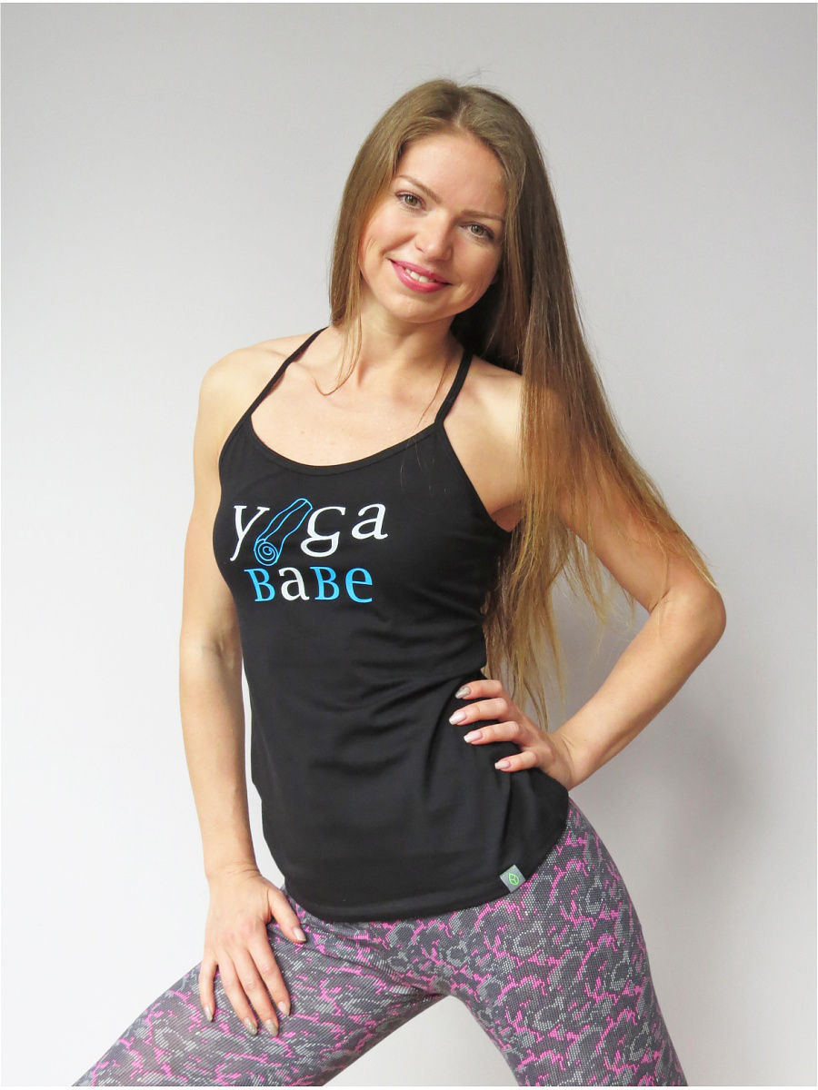 Топ yogadress Топ Yoga Babe тайтсы флэш yogadress