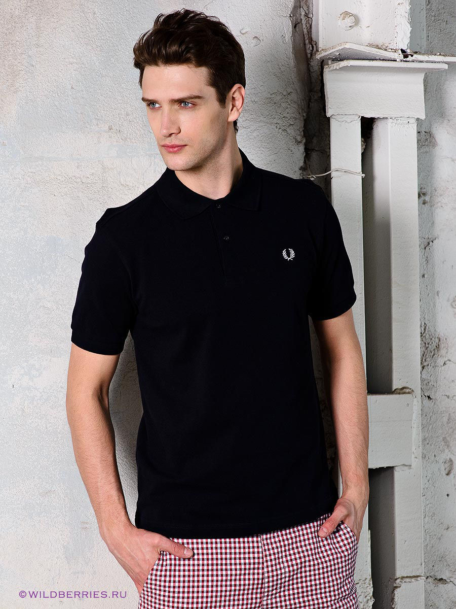 Поло Fred Perry Футболка-поло поло детское fred perry my first fred perry shirt black