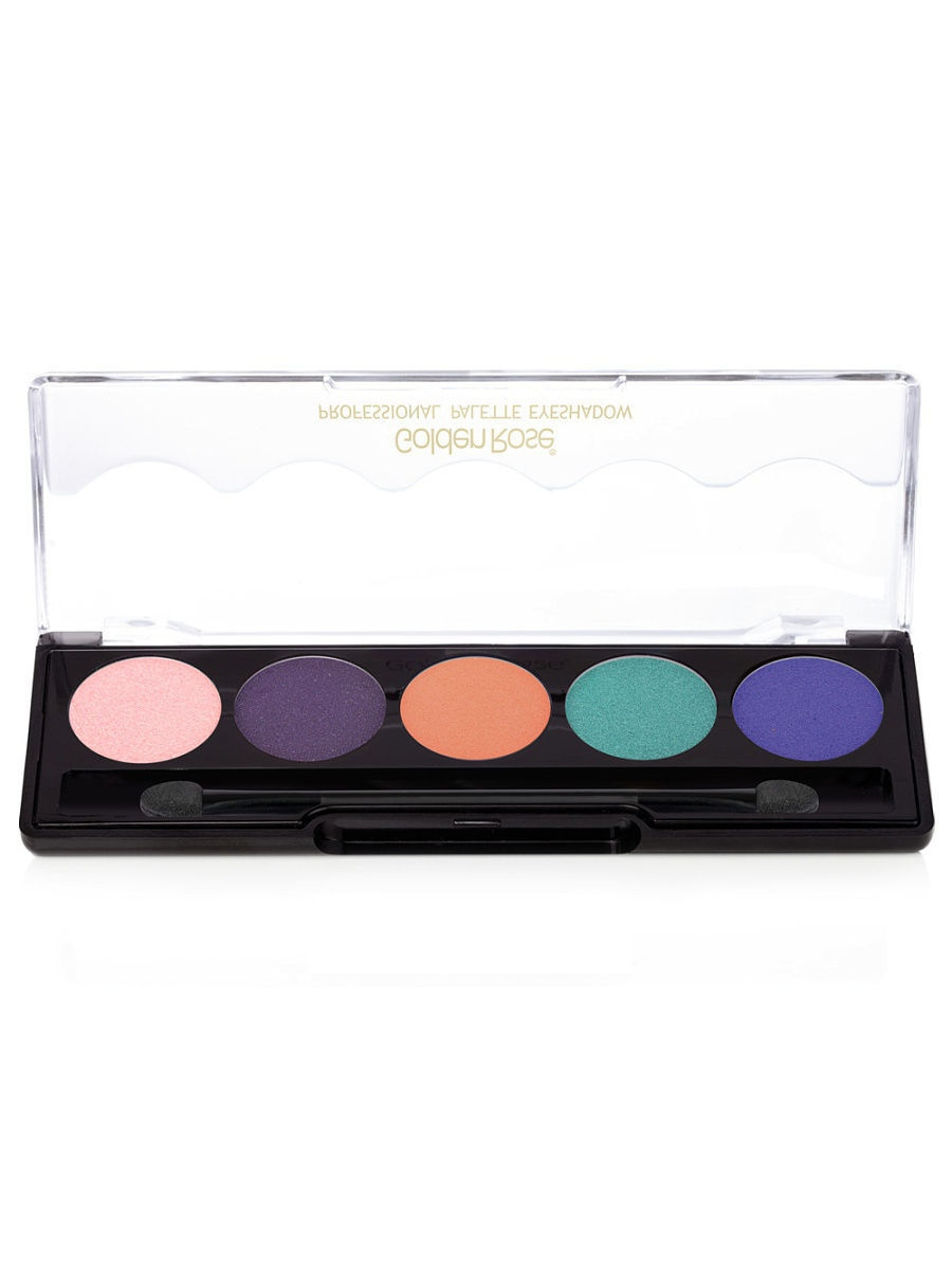 Тени Golden Rose.. Набор теней Golden Rose PROFESSIONAL PALETTE. Тон 110 тени bourjois палетка теней palette les nudes тон 01