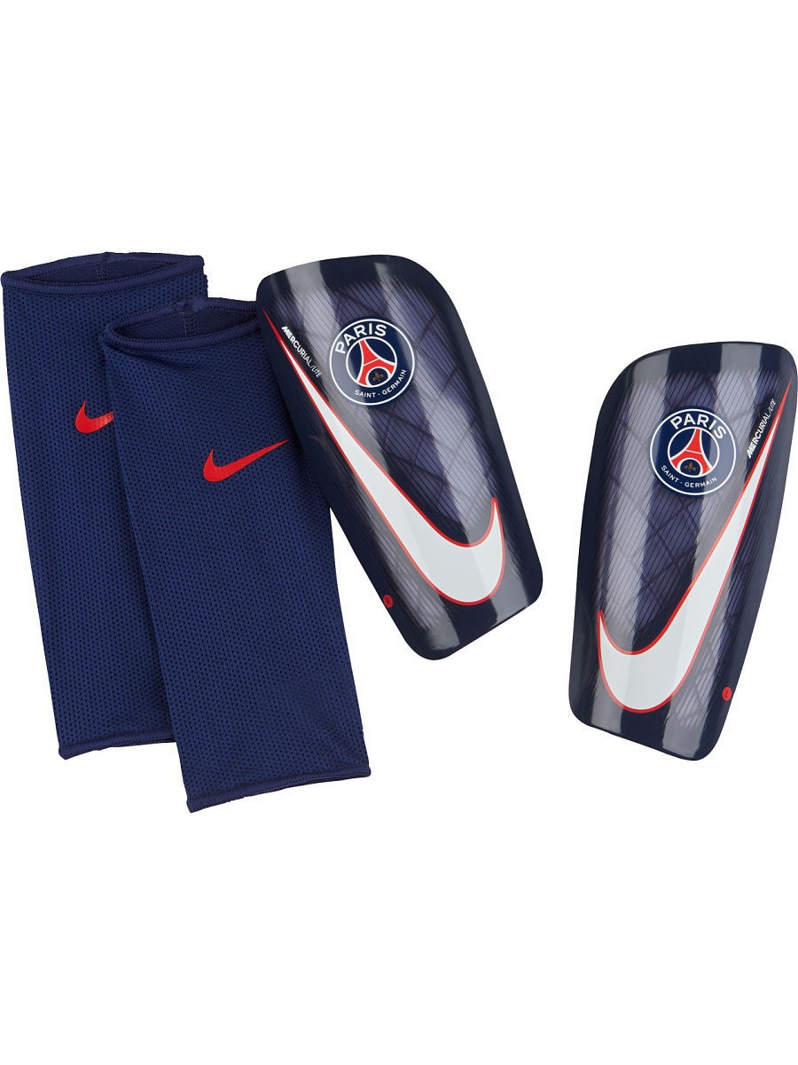 Щитки Nike Щитки PSG NK MERC LT psg paris saint germain bordeaux