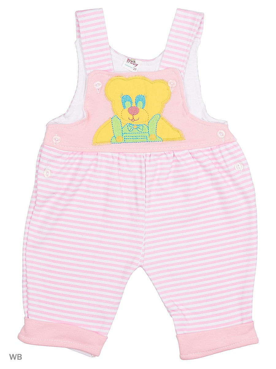 Брюки Babycollection 22Baby-78/1/d/розовый