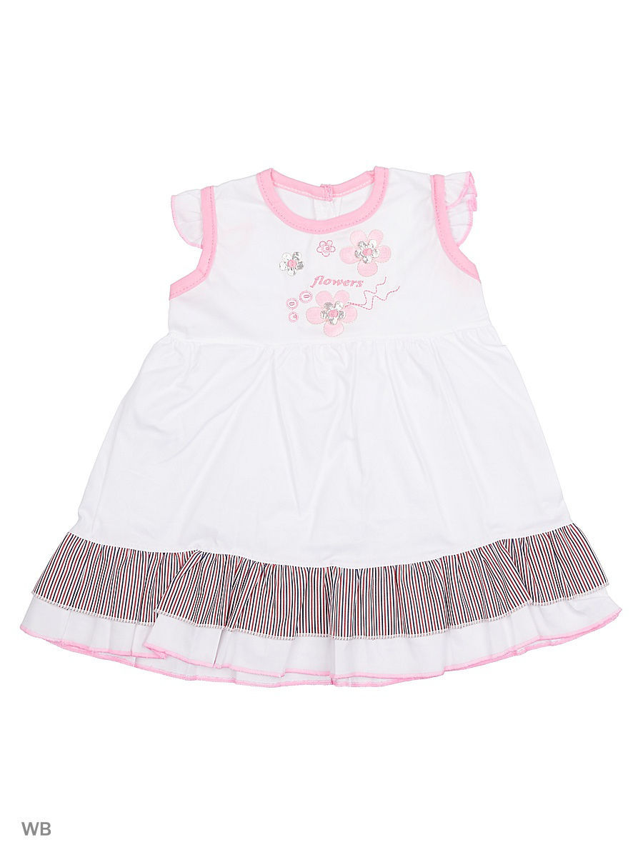 Платье Babycollection 22Baby-253/2/d/розовый