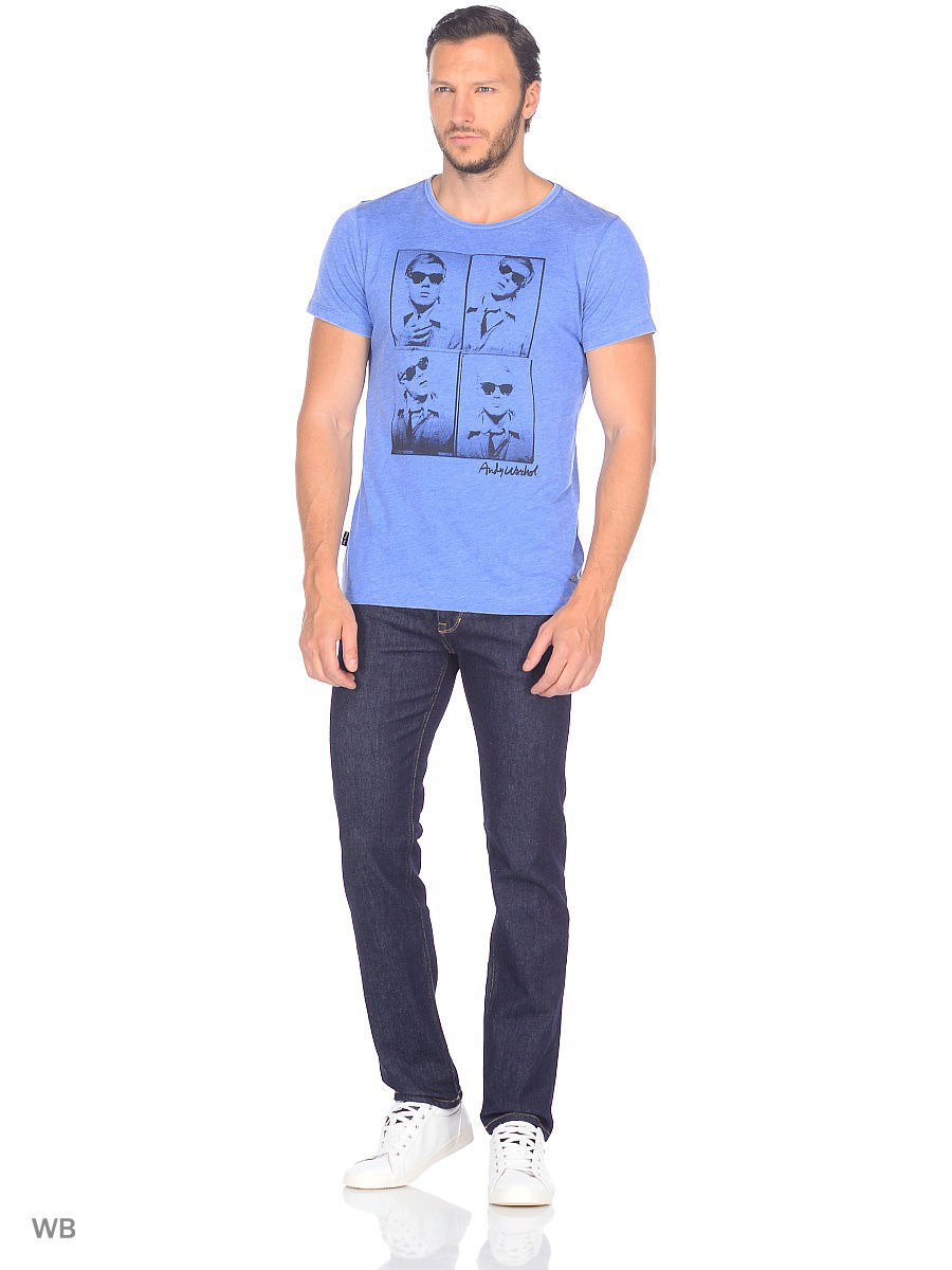 Футболка Pepe Jeans London AM500389/541FRENCHBLUE