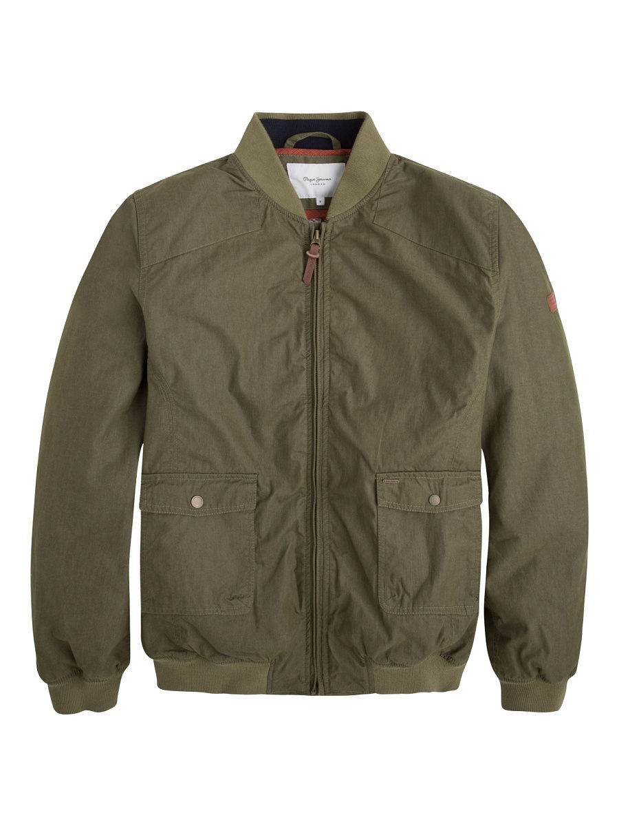 Куртка Pepe Jeans London PM401422/742COMBATGREEN